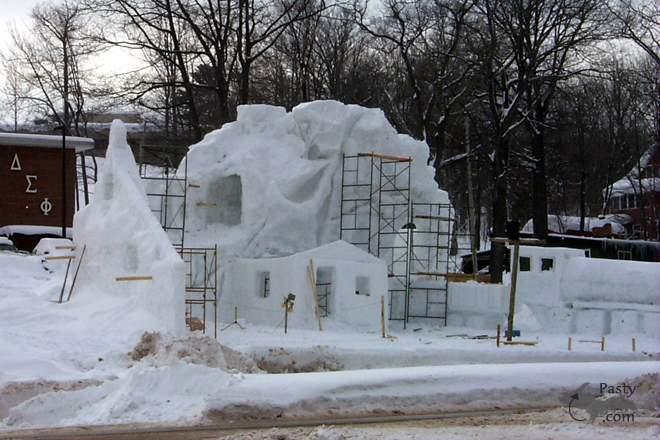 A glimpse of life in Michigan's U.P...