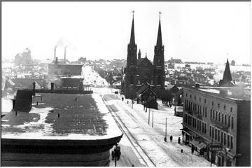 Oak St. 1916