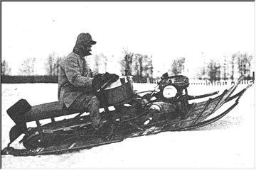 Motor Toboggan