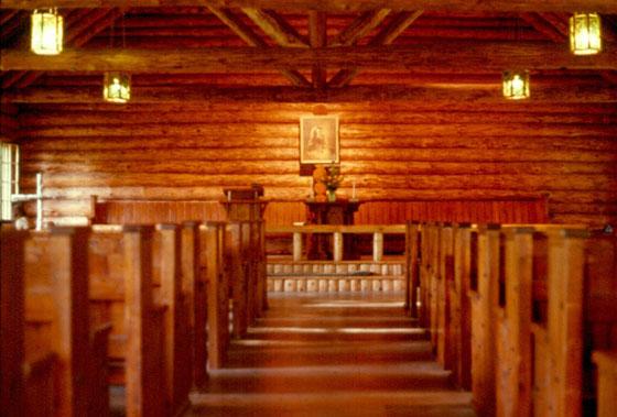 Inside-MMI Chapel