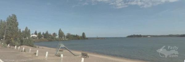 eAGLE hARBOR BEACH