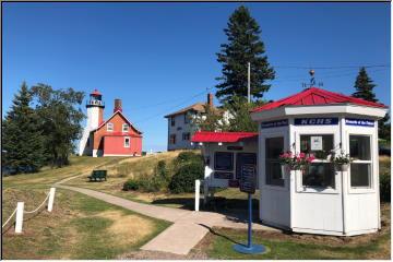Lighthouse Kiosk