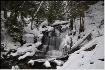 Waterfall Monday