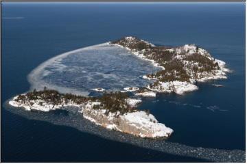 Huron Islands