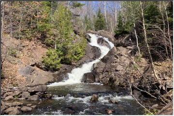 Copper City Falls
