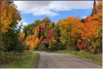 Fall in the Keweenaw