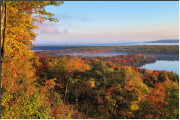 Eastern UP in the Fall