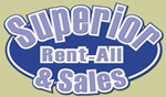 Superior Rent-All & Sales