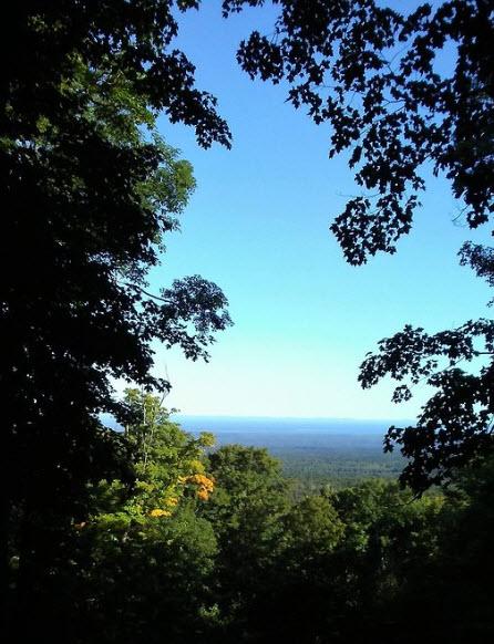 Mt. Arvon Overlook