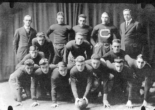 1920 Calumet Football Team