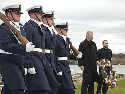 Maritime Academy Annual Memorial Service