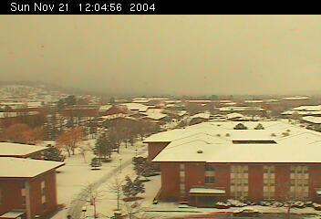 Northern Arizona University, Flagstaff, AZ  11-21-2004 12:04PM