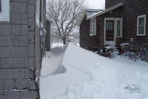 April 5th snow