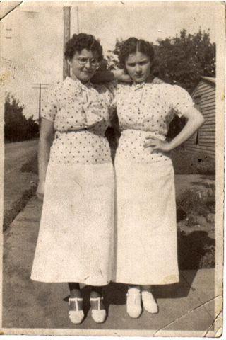 90th birthday twins