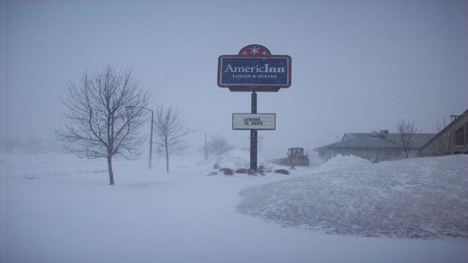Calumet snow