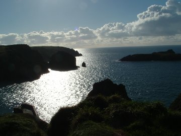 Mullion Cliffs