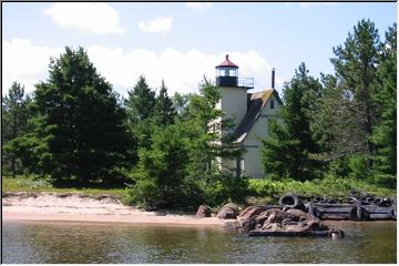 Mendota Lighthouse