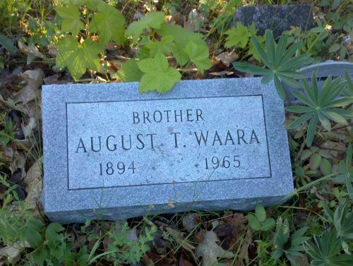 August Waara