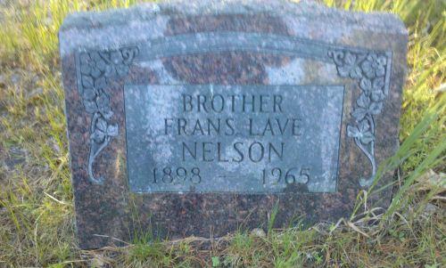 Frans Lave Nelson