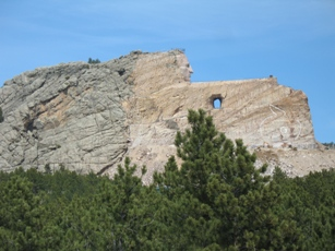 Crazy Horse in Wyoming