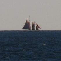 Roseway Passing at 0732