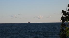 Roseway Racing across Lake Superior