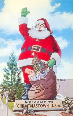 Shelton Santa