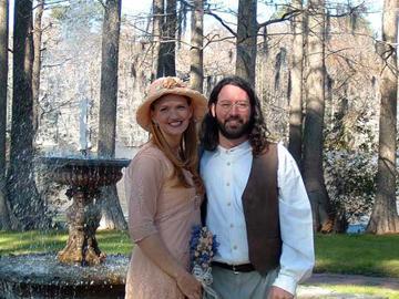 Steve and Rebecca