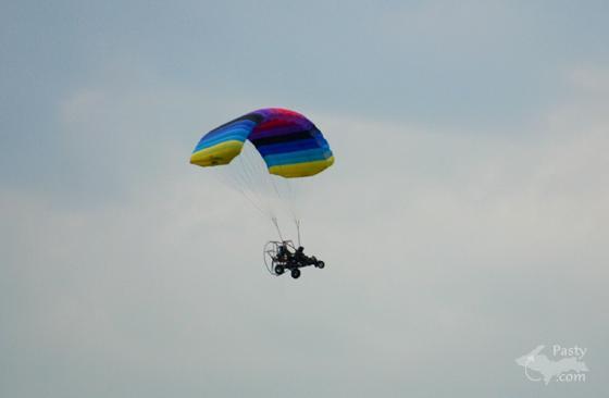 Flying machine!