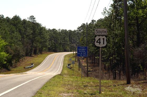 South US 41