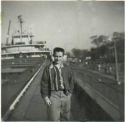 Ed back in 1958