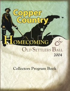 Copper Counntry Homecoming