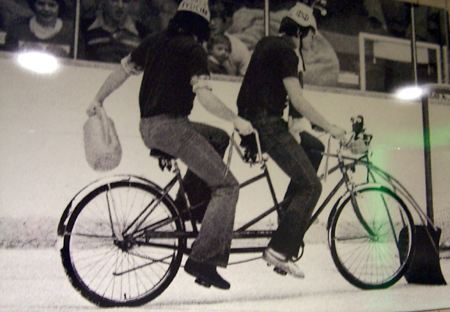Icy teamwork