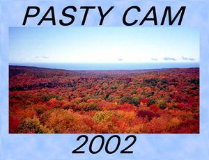 Pasty Cam 2002 Calendar