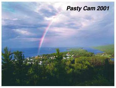 2001 Pasty Cam Calendar