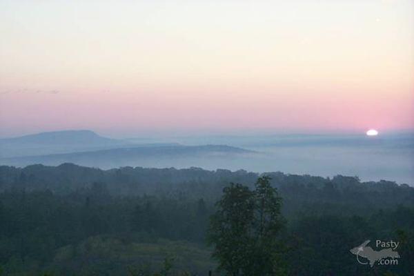 Keweenaw Sunrise
