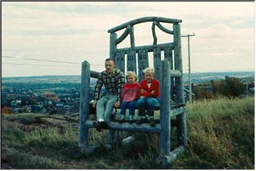 Paul Bunyan's Chair
