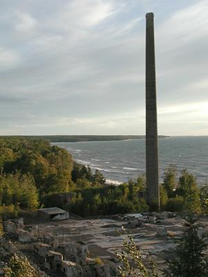 Big chimney